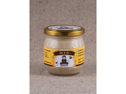 Včelařství Babákov - Med pastovaný - 0,25 l