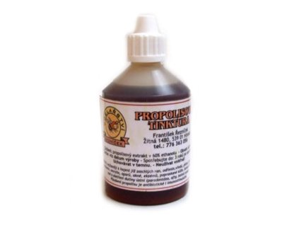 Včelařství Řezníček - Propolisová tinktura (60%) - 60 ml