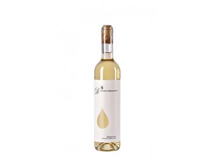 Dvořák - Včelařství a medovinařství - Medové víno (muškátové) - 0,5 l  sklo
