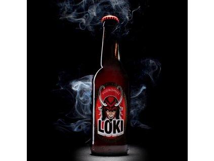 Hidromiel Odin - Medovina Loki - 0,33 l  sklo