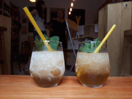 Voucher medovinová ledová tříšť pro dva