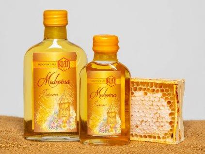 Klát - Medovina kořeněná - 0,1 l  sklo