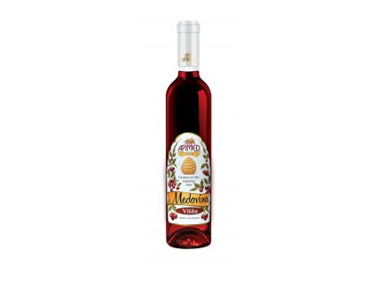 Apimed - Medovina višeň - 0,5 l  sklo