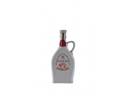 Pasieka Jaros - Miód pitny Dwójniak - Jabłkowy - 0,75 l  keramika