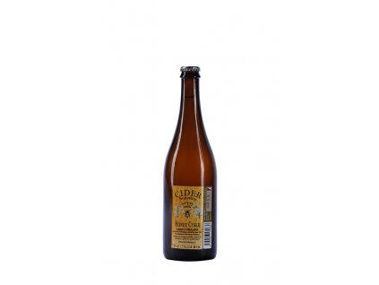 Cider Bohemia - Honey cyser (barrique) - 0,75 l  sklo