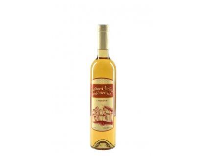 """Degustační set 12 výběrových medovin (""""šampaňské z medoviny"""" zdarma) (13 ks)  sklo"""
