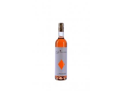 Dvořák - Včelařství a medovinařství - Medové víno jeřabinové - 0,5 l  sklo
