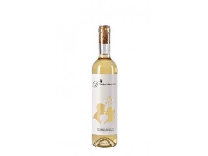 Dvořák - Včelařství a medovinařství - Valentýnské medové víno - 0,5 l  sklo