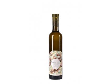 Jaroslav Lstibůrek - Medové víno z Českého lesa - archívní (javorový med) - 0,5 l  sklo
