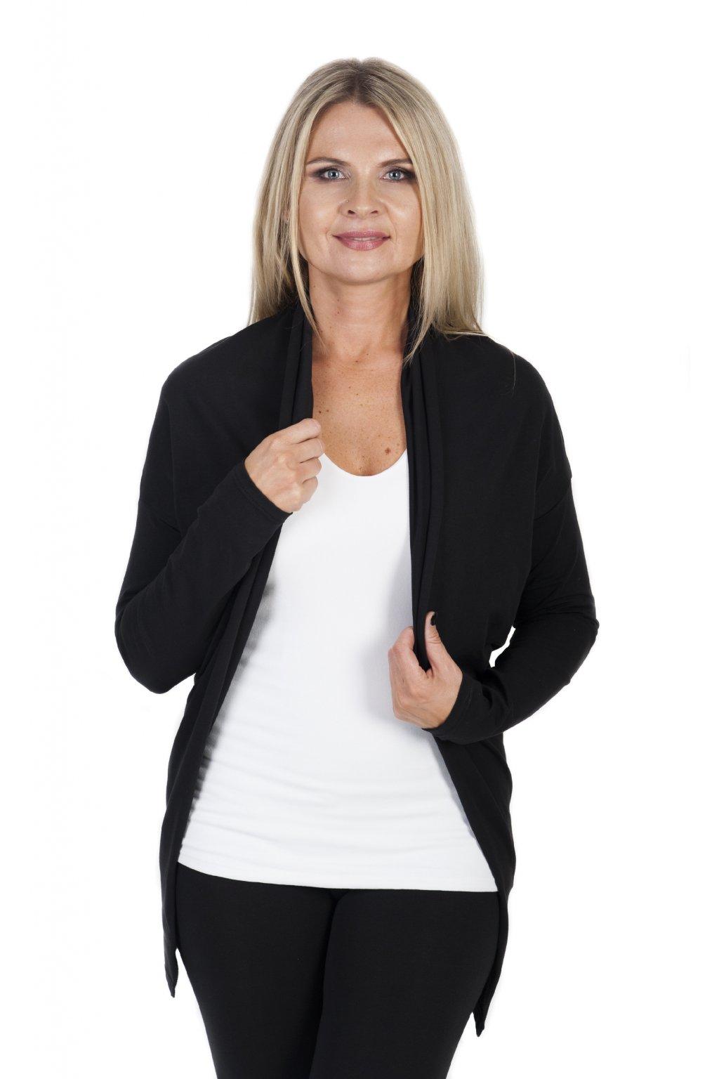 Ženský cardigan Chors / Černá