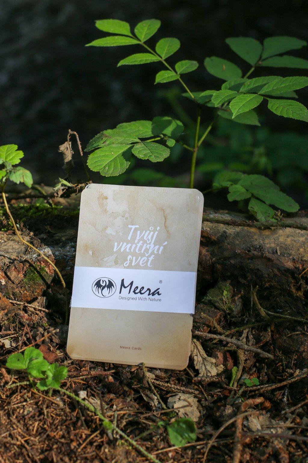 Meditační a inspirační karty
