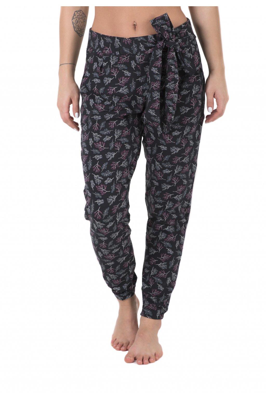 Kalhoty s mašlí Kassandra / Stromečky