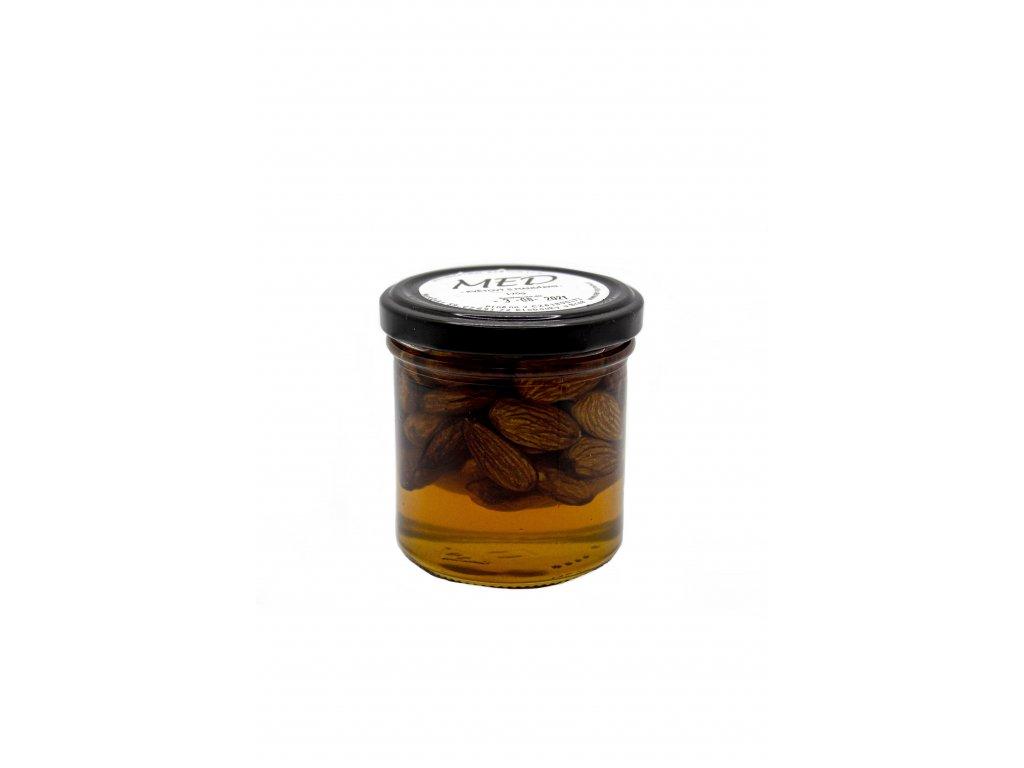 Směs ořechů v akátovém medu