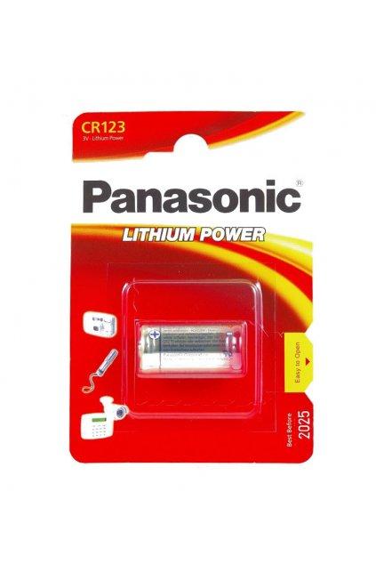 baterie cr123