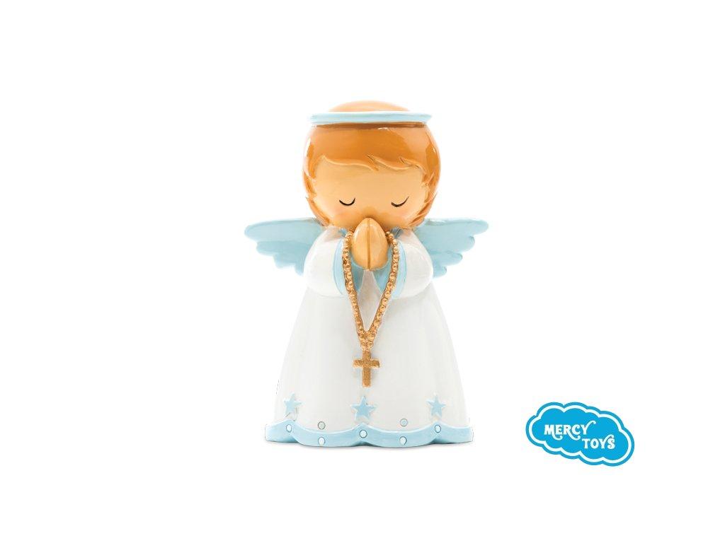 Anjel modrý