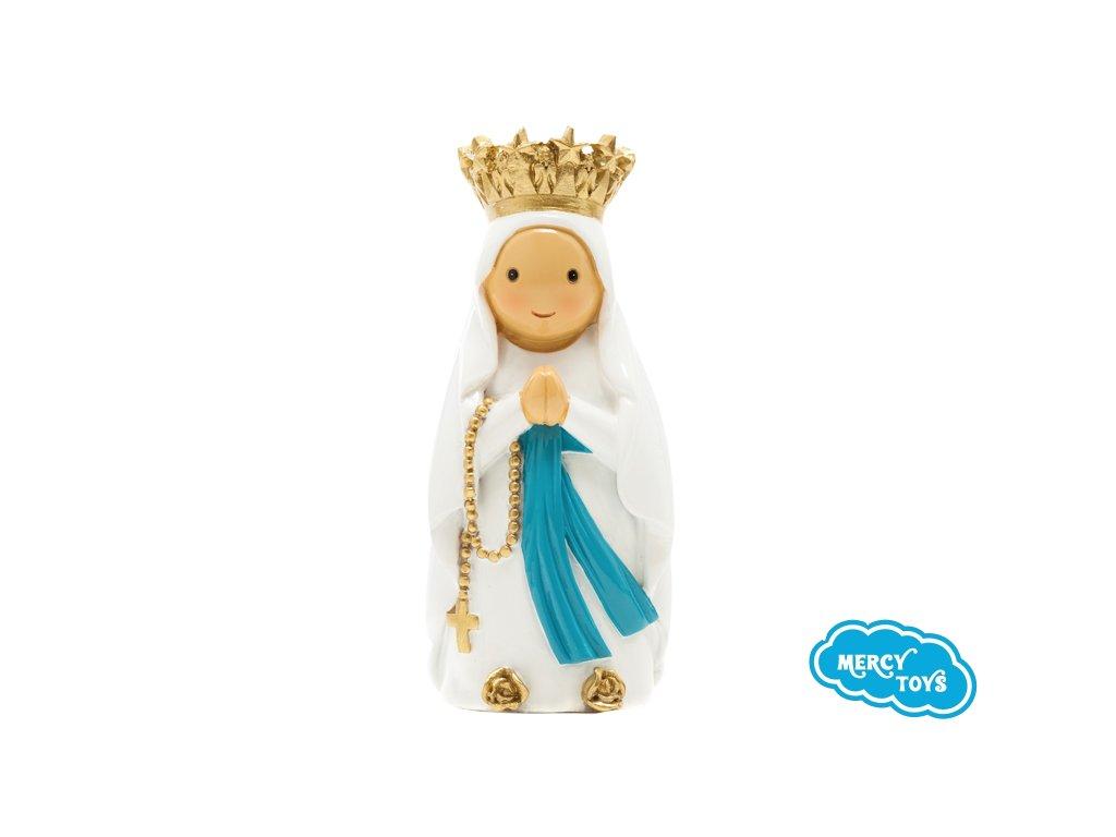 Lurdská Panna Mária