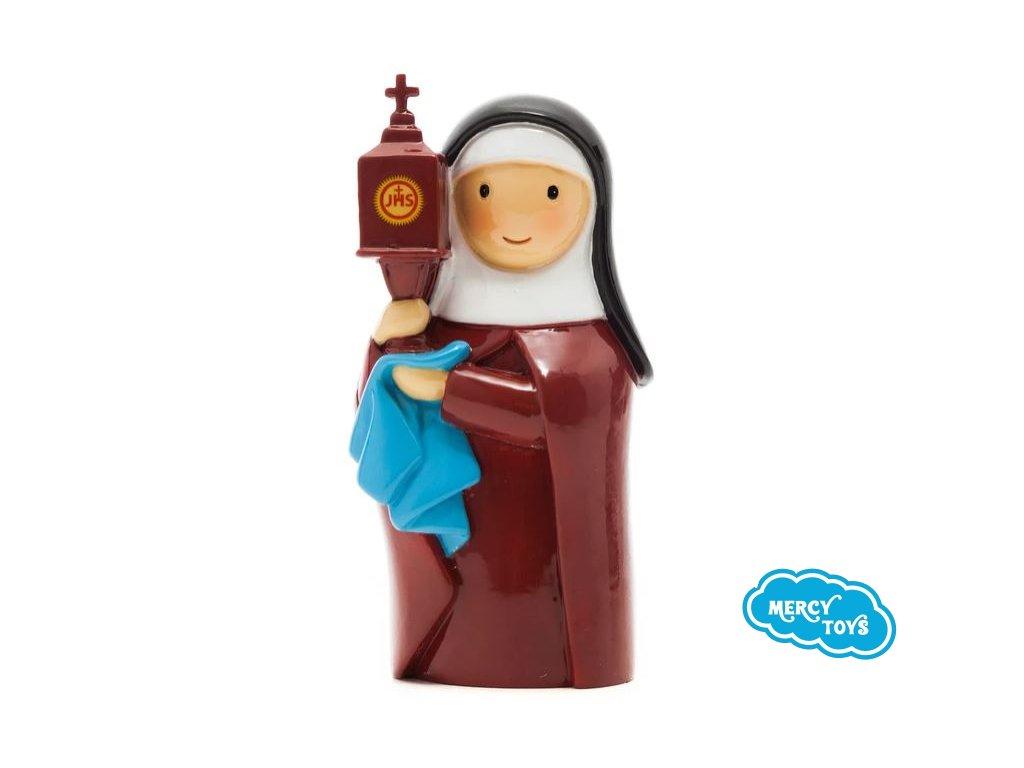 sv. Klara z Assisi