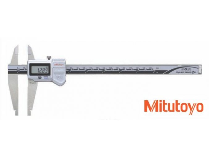 551-331-10 Posuvné měřítko digitální 0-300 mm, IP67, s měřicími noži
