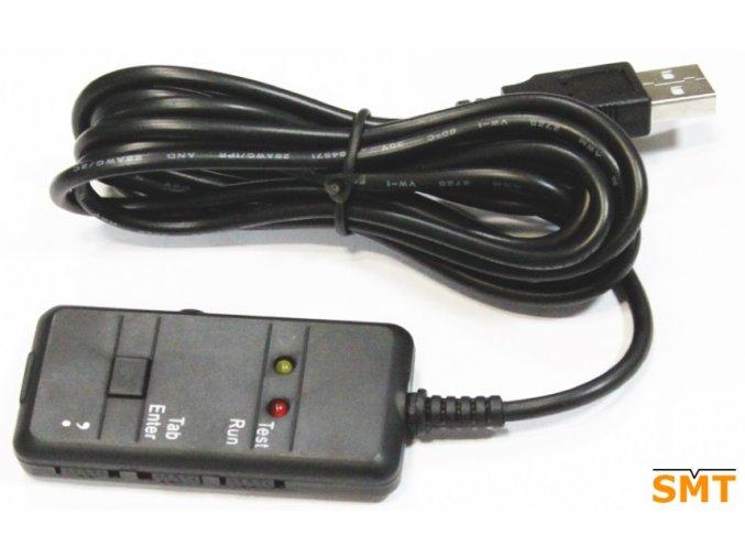 USB-Interface pro konektory RB 2 a RB 5, SMT