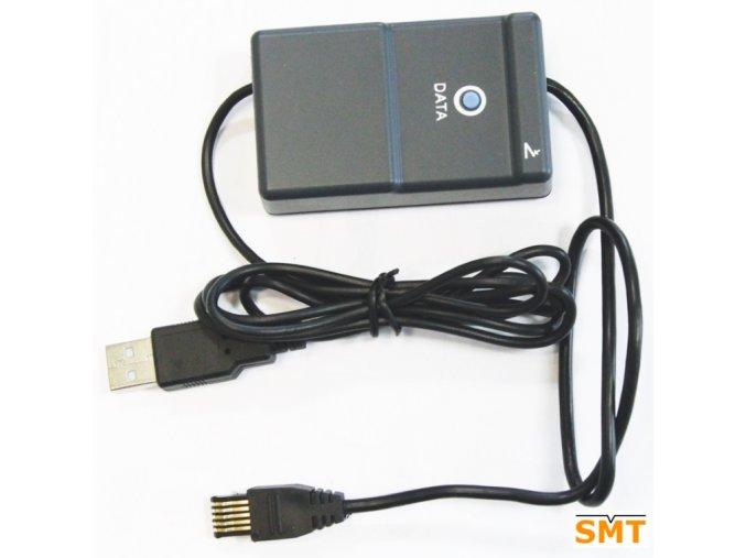 220281  USB-Interface pro měřidla s konektorem RB 6, SMT