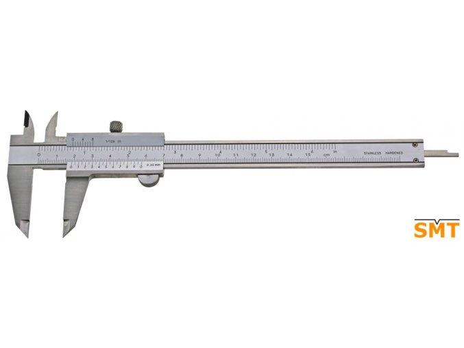 Posuvné měřítko 0-150/0,02 mm, TOP, DIN 862