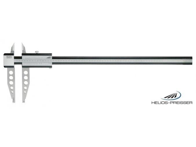 0238518 Posuvné měřítko 0-1000/0,02 mm, lehká konstrukce