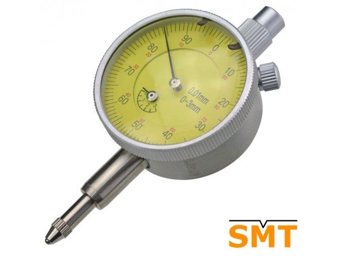 208015 Číselníkový úchylkoměr 0-3/0,01 mm
