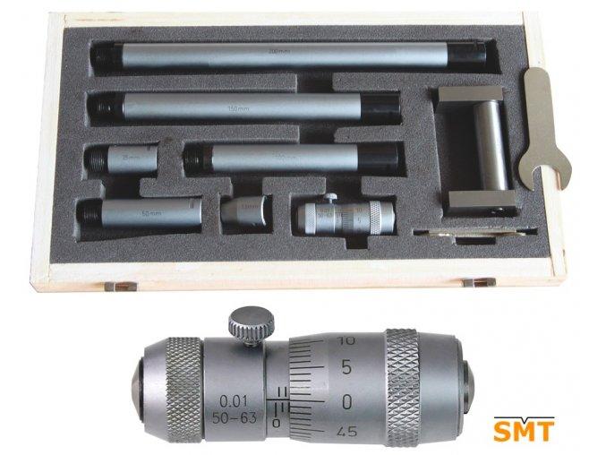 310060 Sada mikrometrického odpichu 50-250 mm