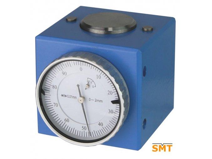 208080 Najížděcí nulovací kostka s magnetickou základnou