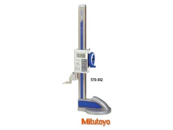 570-302  Digitální výškoměr 0-300 mm, Mitutoyo