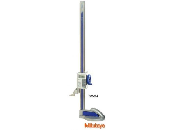 570-304  Digitální výškoměr 0-600 mm, Mitutoyo