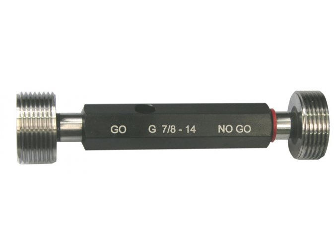 Závitové mezní kalibry G - trubkové, tolerance A, DIN 228