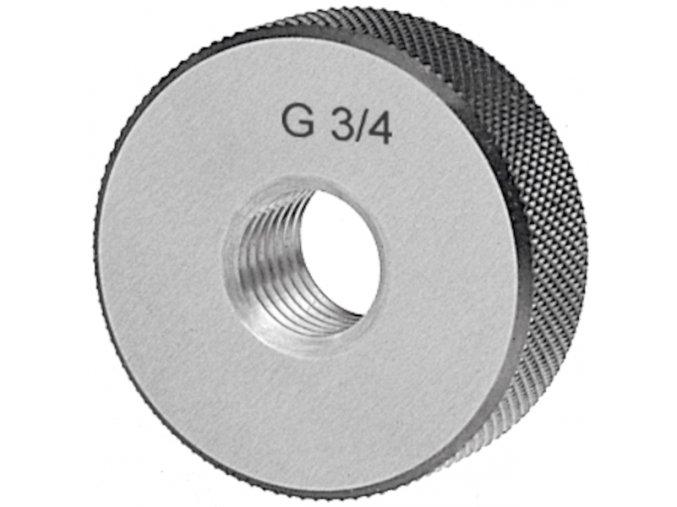 Závitové kroužky G - trubkové, Dobré, tolerance A, DIN 228