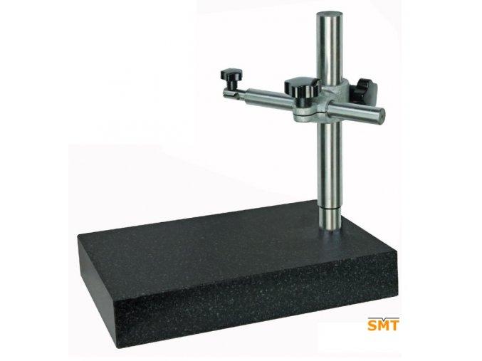 Přesný měřící stojánek 150 mm / 300x200 mm, žulová základna