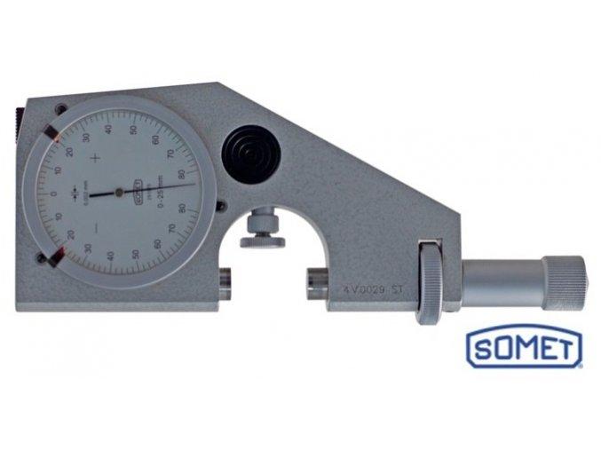 Pasametr 0 - 200/0,002 mm, Somet
