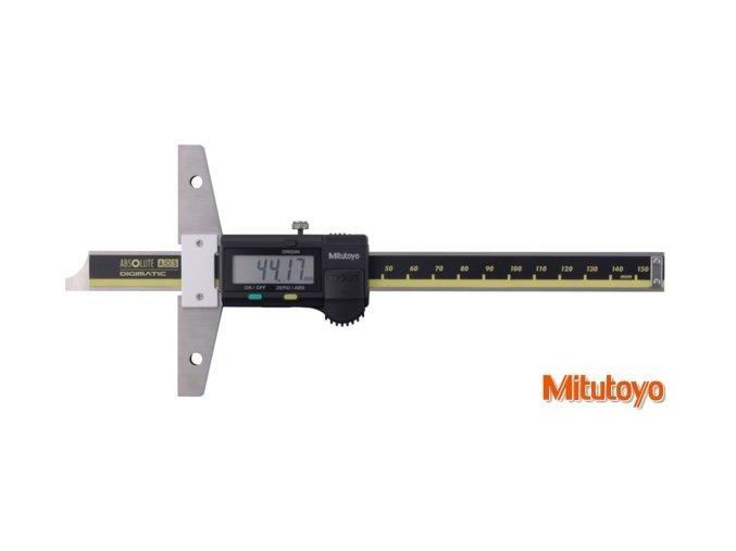 571-203-30 Mitutoyo přesný hloubkoměr digitální 300 mm