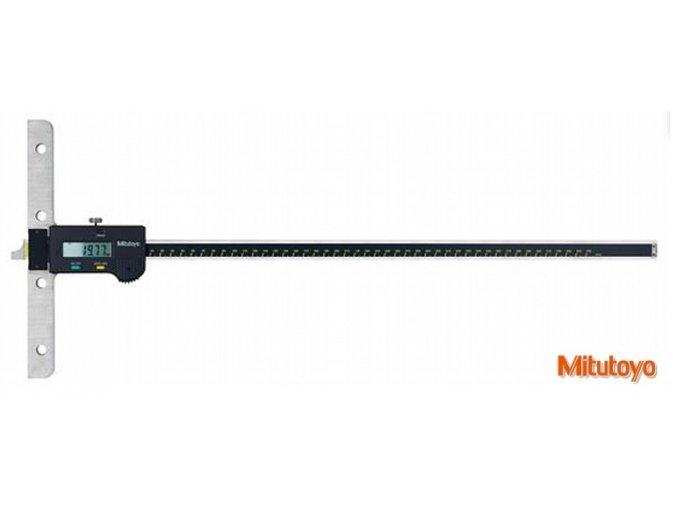 571-204-10 Mitutoyo přesný digitální Hloubkoměr 450 mm