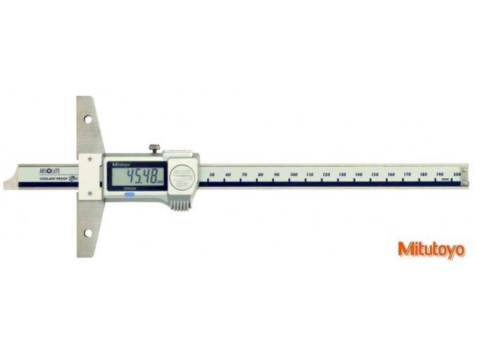 571-253-10 Mitutoyo digitální hloubkoměr s ochranou IP67
