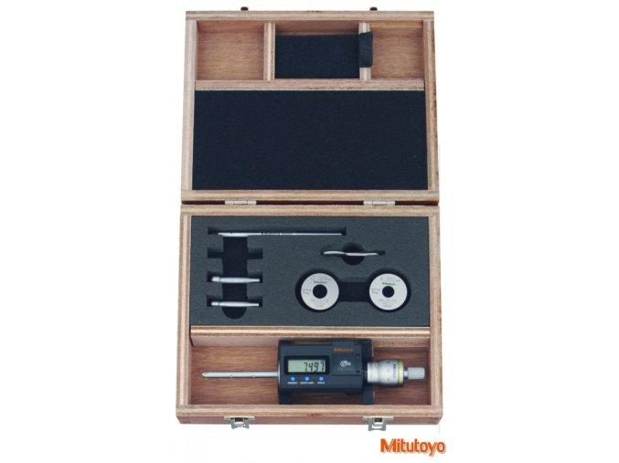 468-971 Sada digitálního třídotekového dutinoměru 6 - 12 mm, Mitutoyo