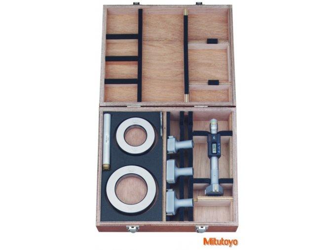 468-974 Sada digitálního třídotekového dutinoměru 50-100 mm, Mitutoyo