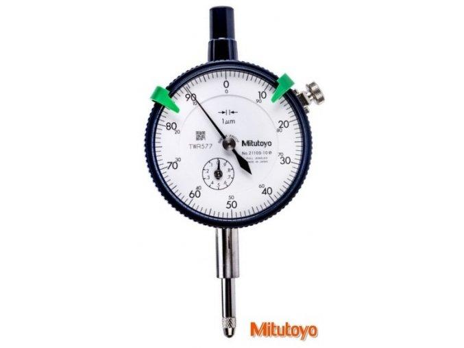 2110S-10 Číselníkový úchylkoměr 0-1, 0,001 mm, Mitutoyo