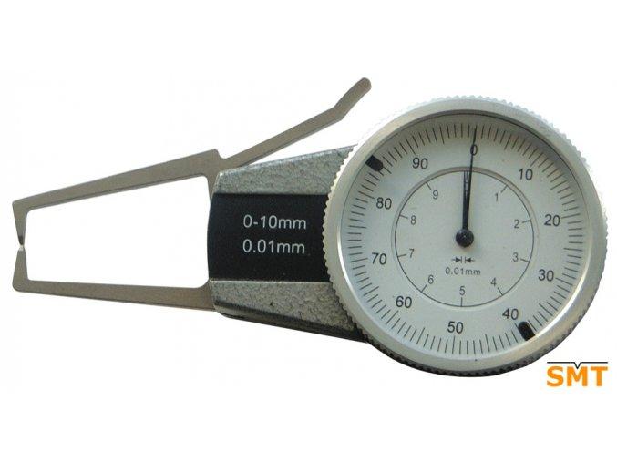 Hmatadla pro vnější měření 0-50/0,01 mm