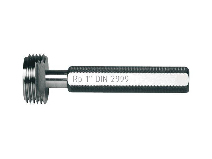 Závitové mezní kalibry kuželové Rp - trubkové, DIN 2999