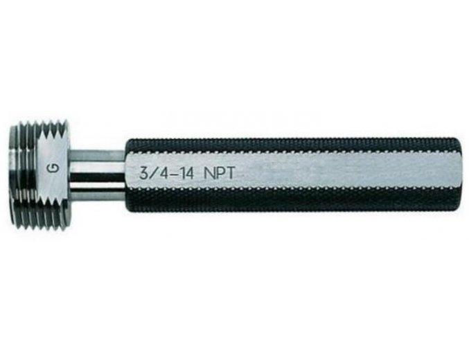 Závitové mezní kalibry kuželové NPT - trubkové, ANSI/ASME B 1.20.1