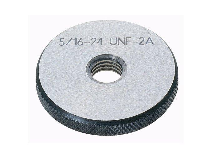 Závitové kroužky UNF - palcové, Dobré,  ANSI B 1.1 / BS 919