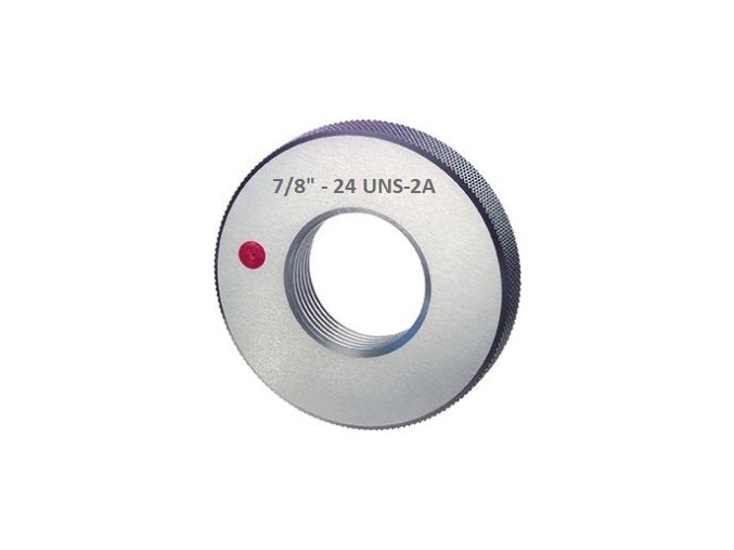 Závitové kroužky UNS - palcové, Zmetkové, ANSI B 1.2 / BS 919