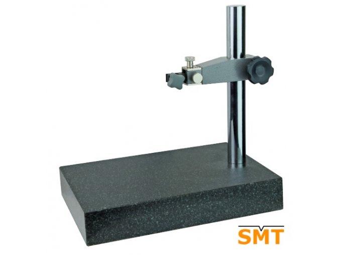 Granitový měřící stojánek s jemným stavěním
