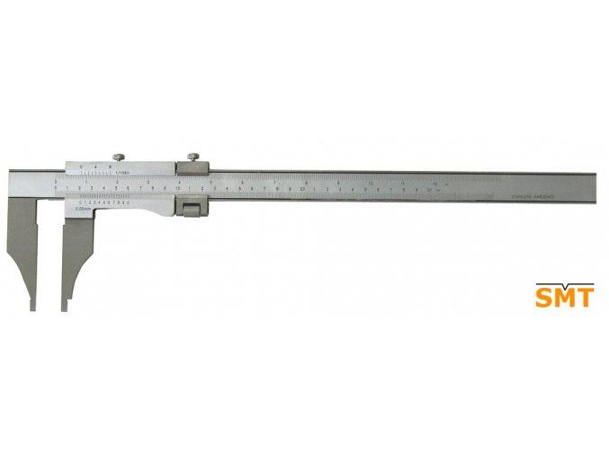 Posuvná měřítka 0-600/0,05 mm, ramena až 300 mm