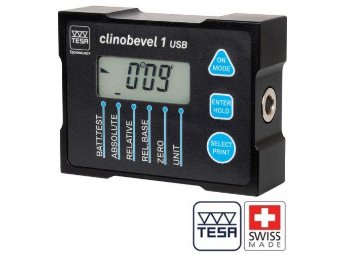 05330203 TESA Clinobevel 1 USB
