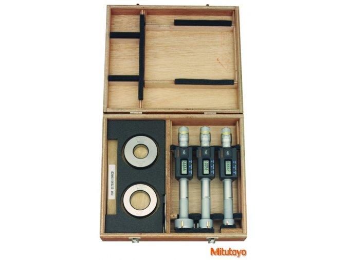 468-983 Sada digitálních dutinoměrů 25-50 mm Mitutoyo